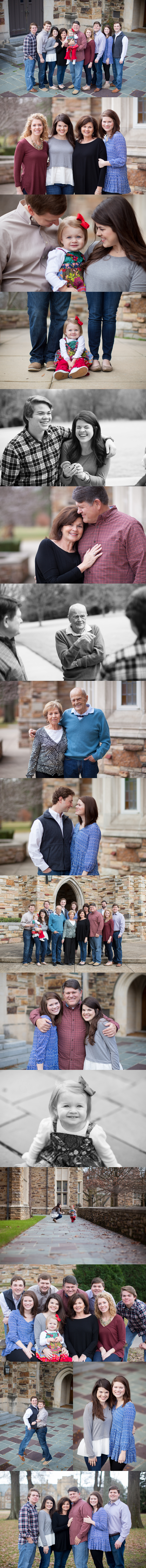 Rhodes College Family Photos: Smith Family